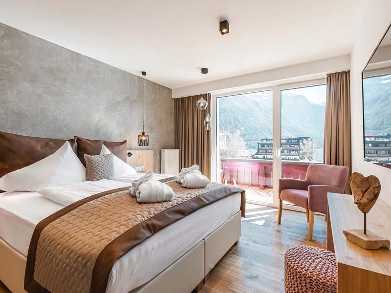 Hotel Auszeit Zimmerumbau - OIA Architektur