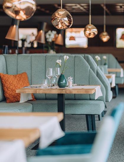 Umbau Restaurant Hotel Fernblick Montafon - OIA Architekten