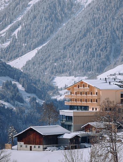Umbau Hotel Fernblick Montafon - OIA Architekten